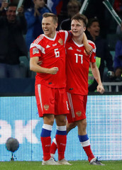 UEFA Nations League - League B - Group 2 - Russia v Turkey