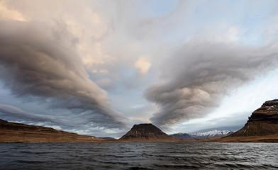 Wings of Kirkjufell, Iceland