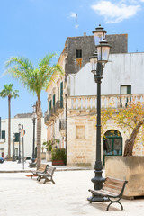 Specchia, Apulia - Beautiful old city center of Specchia