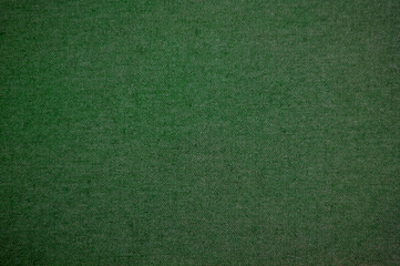 Green fabric texture, Textile background