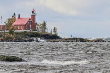 Eagle Harbor Lighthouse, Michigan