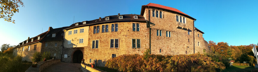 Burg Sternberg,extertal
