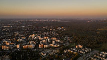Katowice dzielnice południowe