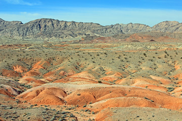 Colors of Nevada