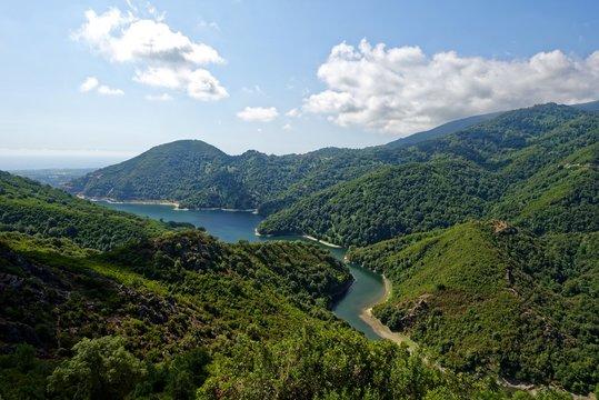 Frankreich - Korsika - Naturpark Castagniccia