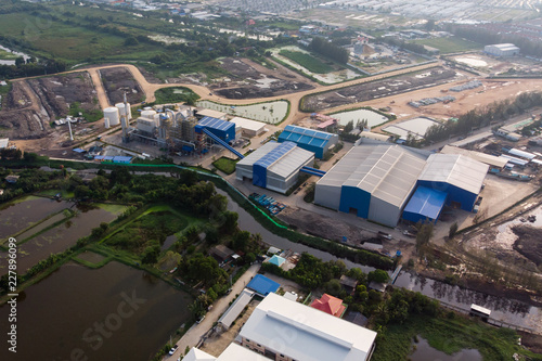 Power plant - Municipal Solid Waste Treatment Plant / RDF