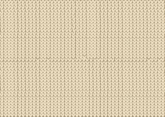 メリヤス編み ニット 背景
