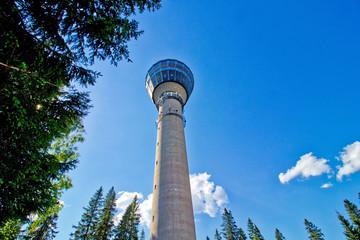 Aussichtsturm in Kuopio