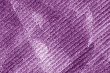Soft plastic material background in purple color.