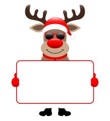 Rudolph Sunglasses Holding Board