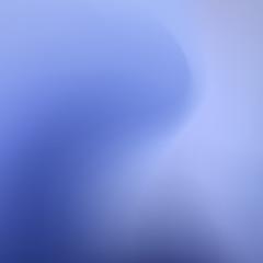 Soft Blue Blurred Background