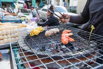 Thai street food. Thailand food