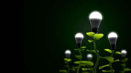 New Green renewable and Sustainable Energy Concept