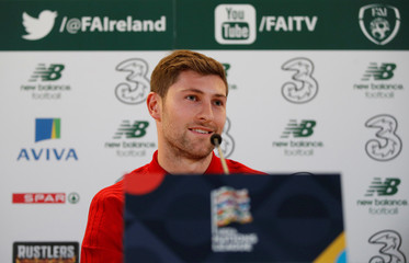 UEFA Nations League - Wales Press Conference