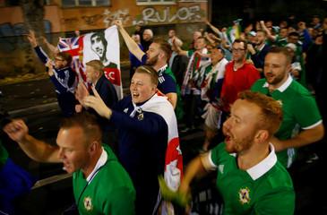 UEFA Nations League - League B - Group 3 - Bosnia & Herzegovina v Northern Ireland