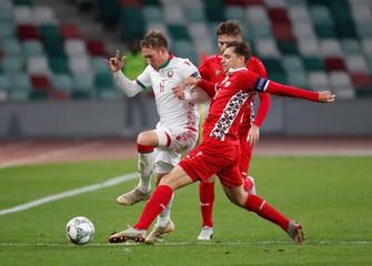 UEFA Nations League - League D - Group 2 - Belarus v Moldova