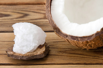 Coconut   -  Oil