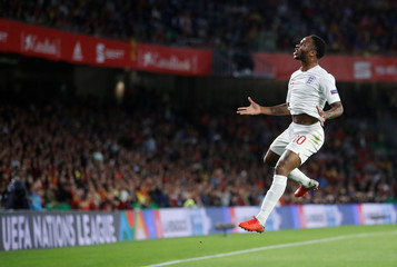 UEFA Nations League - League A - Group 4 - Spain v England