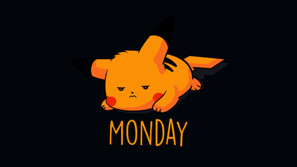 Tedious Monday
