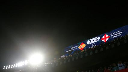 UEFA Nations League - League A - Group 4 - Spain v England