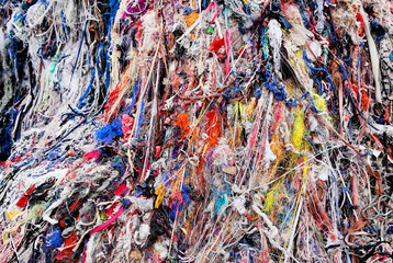 Textile waste in Bangladesh