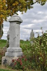Cadres-photo bureau Seoul Rural Cemetery Gravestones