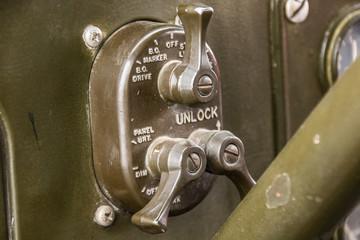 Military Headlight Switch
