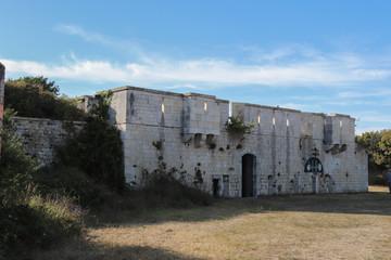 Charente-Maritime - La Rochelle - Chef de Baie - Vue sur le Fort Louis