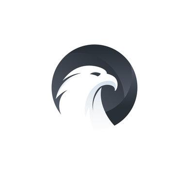 mighty eagle vector icon logo design inspiration