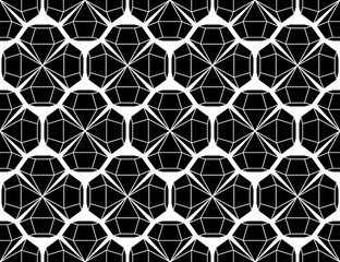 black diamonds on white background. vector seamless pattern. simple geometric texture. textile paint. repetitive background. fabric swatch. wrapping paper. modern stylish texture