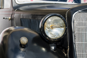 Old vintage car.