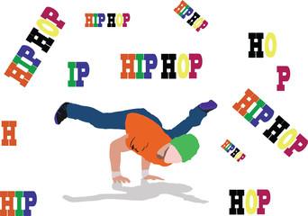 ballo di strada  hiphop