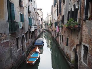 Aluminium Prints Venice Canal