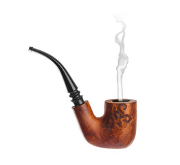 Vintage smoking pipe