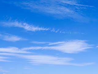 青空 雲 背景素材