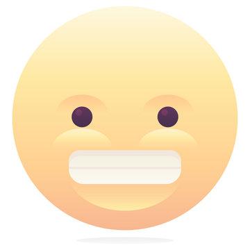 All teeth emoji