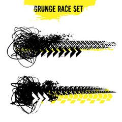 Grunge Race Set