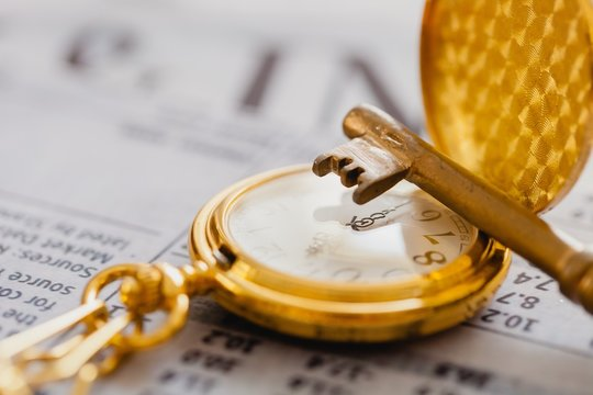 Financial timing