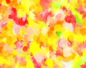 beautiful tie and dye style graphic illustration