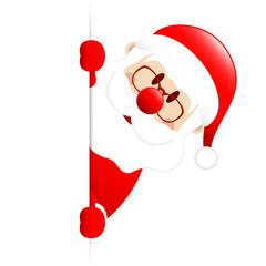 Santa Banner Right
