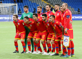 UEFA Nations League - League D - Group 1 - Kazakhstan v Andorra