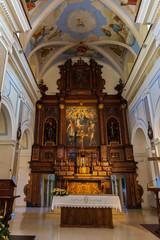 Venafro IS - Basilica dei Ss. Martiri Nicandro, Marciano e Daria