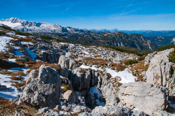 Alps mountains, Austria