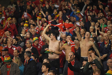 UEFA Nations League - League B - Group 4 - Republic of Ireland v Wales
