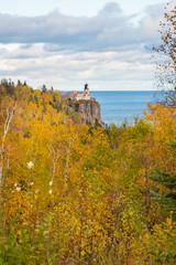 Split Point Lighthouse in Autumn