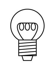 電球線(線画)線