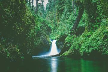 Eagle Creek Cascades