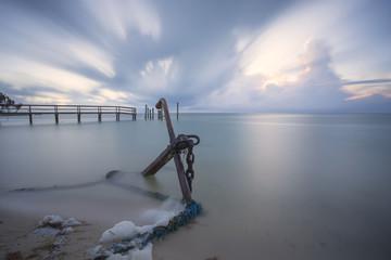 Islamorada Florida Keys anchor