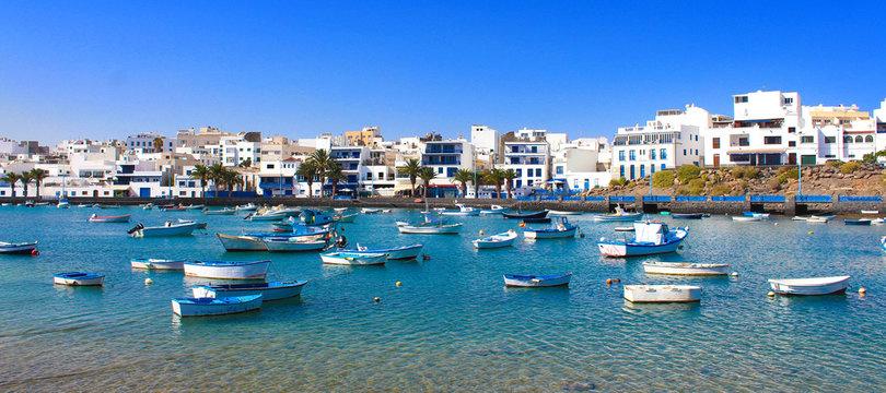 Lanzarote / Arrecife - Charco de San Ginés / Canarias ( Spain )
