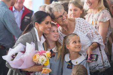 Royal tour of Australia - Day Two